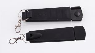 Нож Buck Hartsook Neck Knife - ножны со свистком