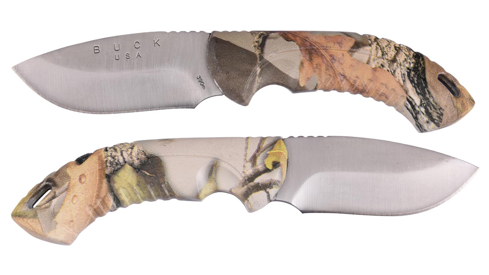 Нож Buck Omni Hunter 390 - купить онлайн