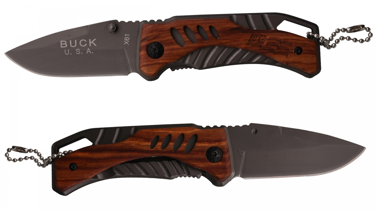 Нож Buck X61 складной
