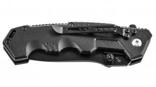 Нож Cold Steel Black Sable 217 с карманной клипсой