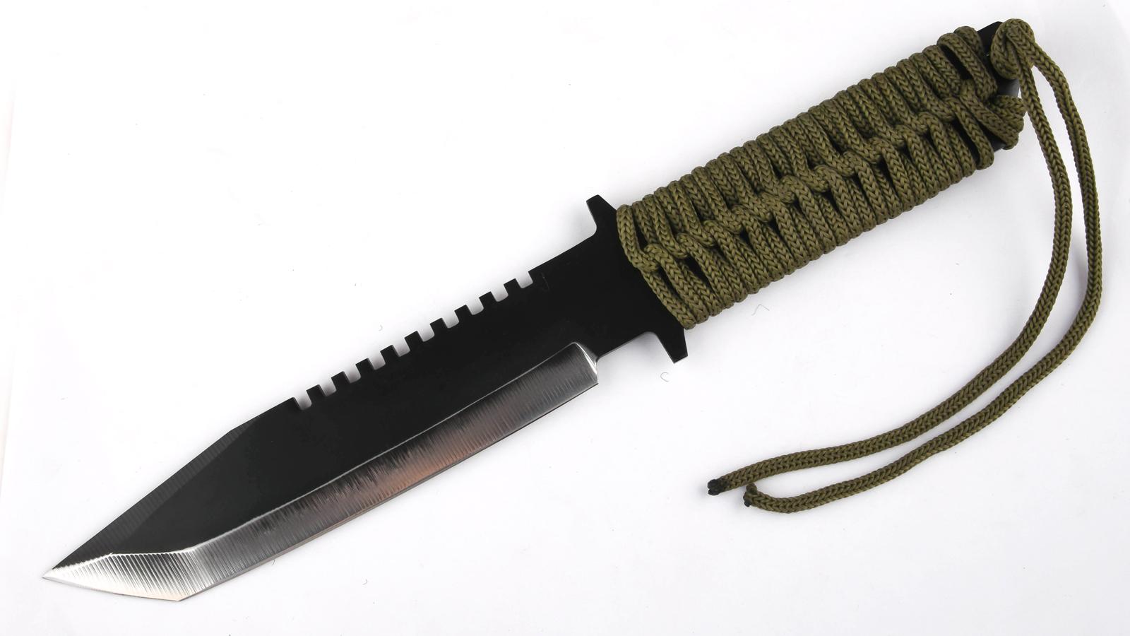 """Выгодно купить нож для выживания """"Аллигатор"""" в Военпро"""