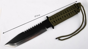 """Нож для выживания """"Аллигатор"""" по лучшей цене"""