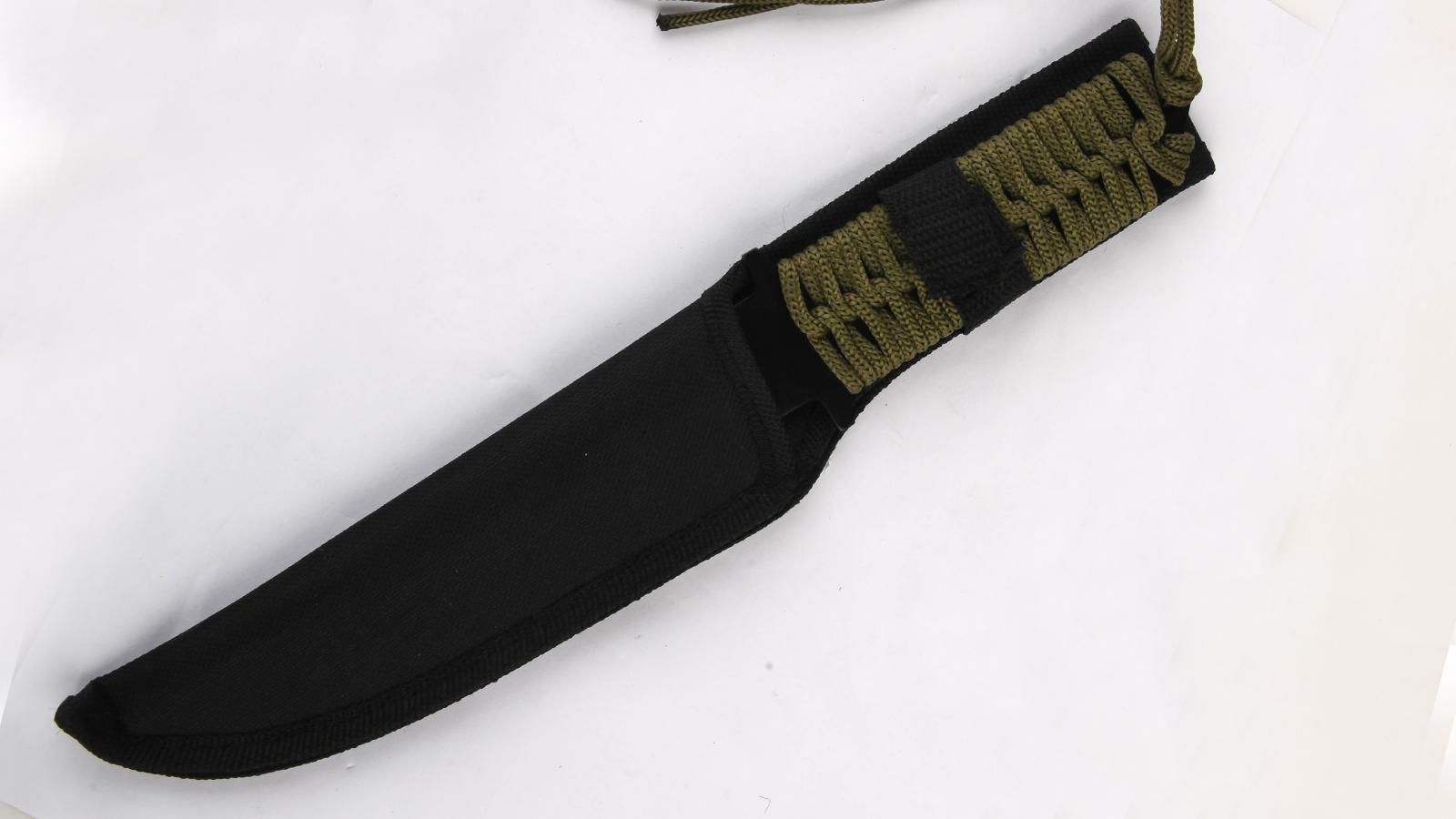 """Нож для выживания """"Аллигатор"""" с доставкой"""