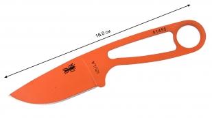 Нож ESEE Izula Orange - купить в интернет-магазине