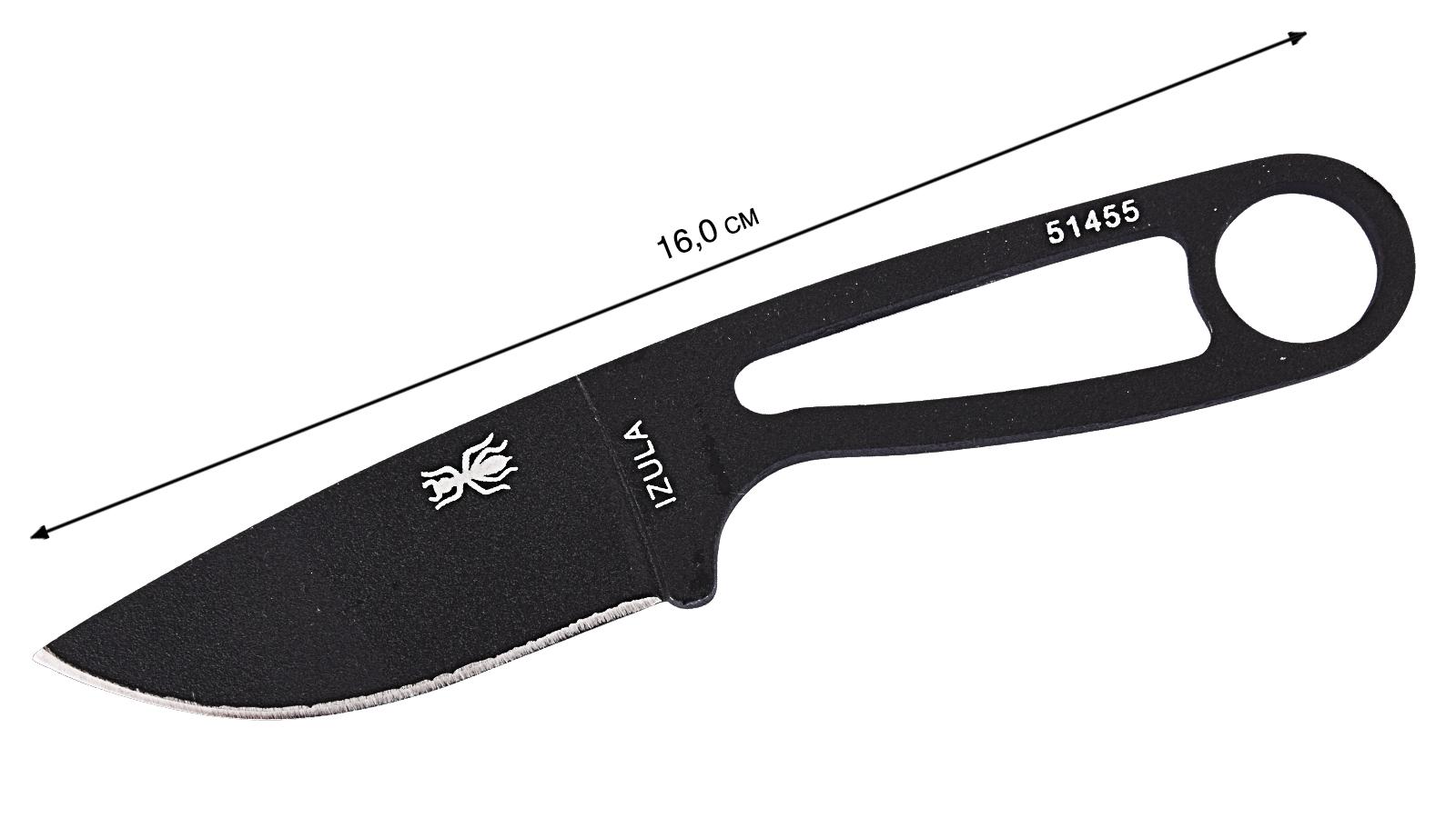 Нож Esee Izula Black - купить онлайн