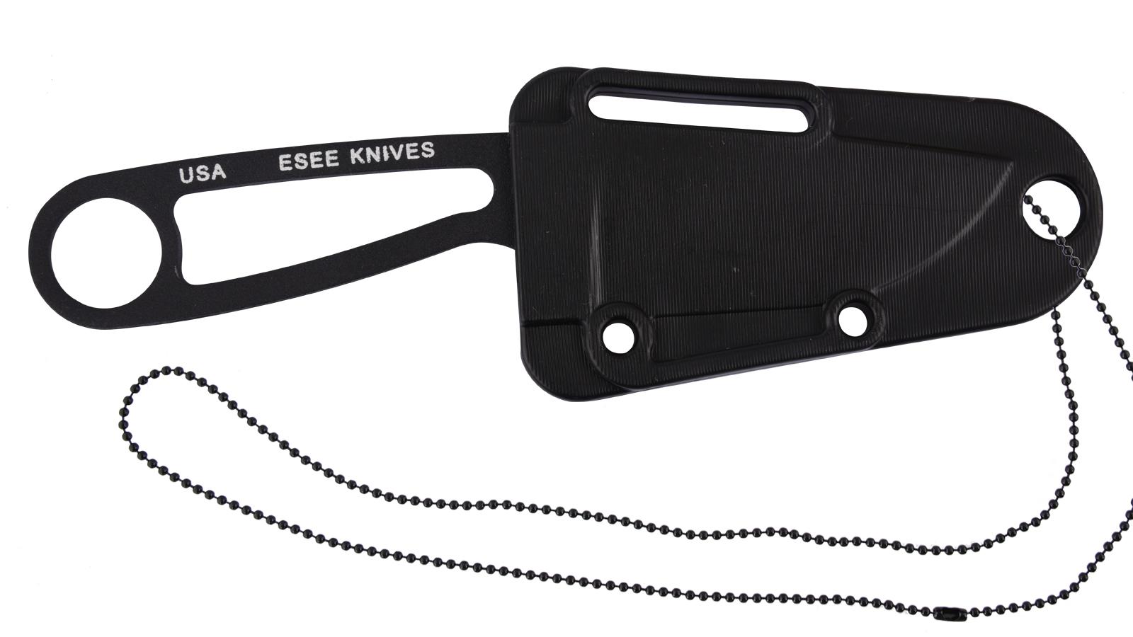 Нож Esee Izula Black от известного производителя США