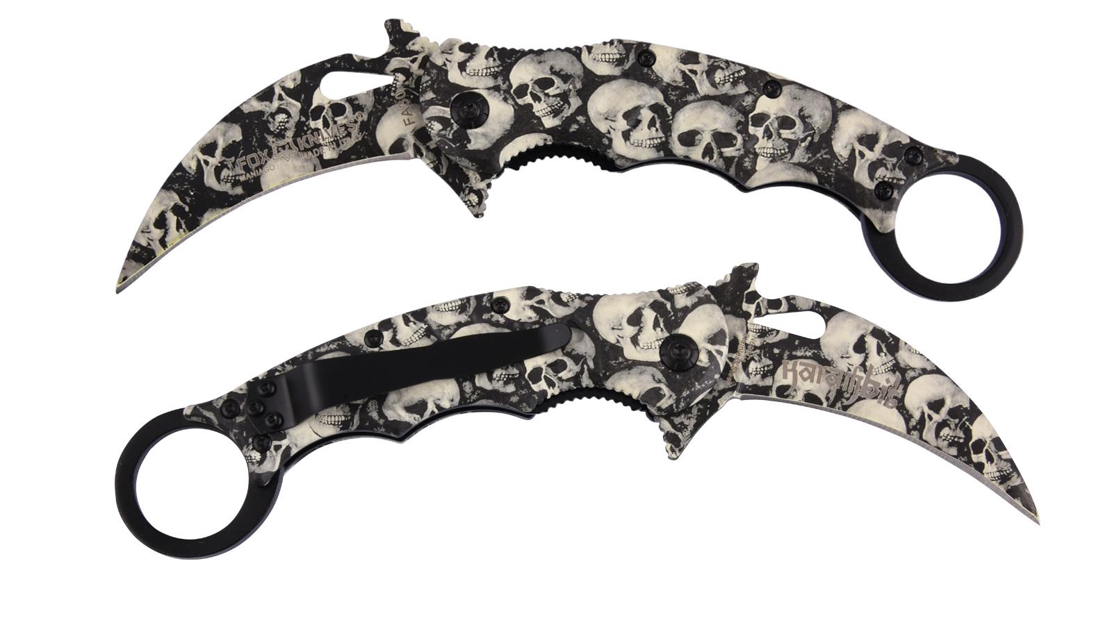 Нож Fox Knives Maniago - купить в интернет-магазине