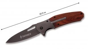 Нож Gerber 349 - общая длина