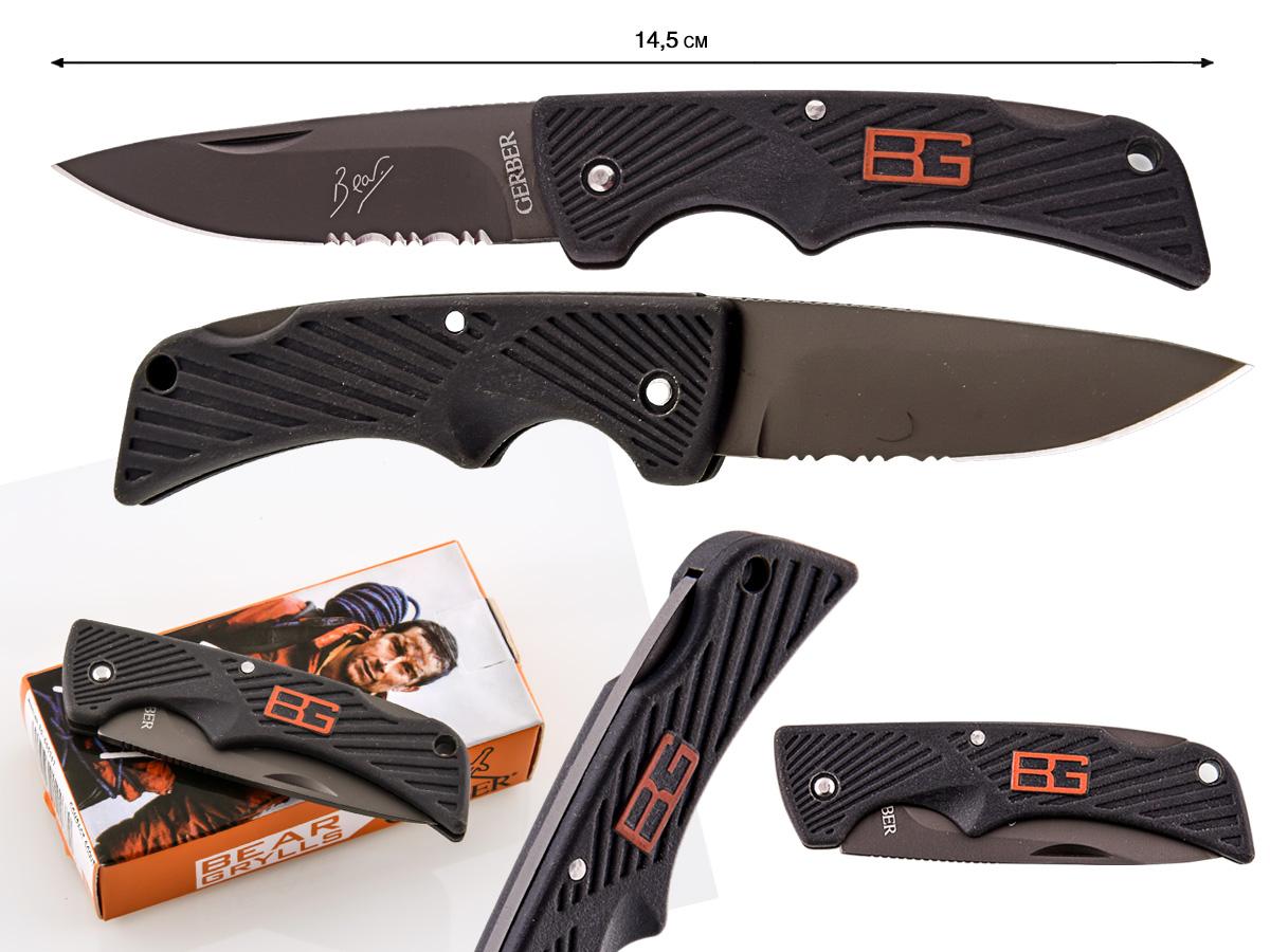Нож Gerber Bear Grylls