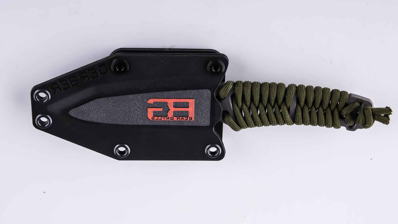 Нож Gerber Paracord Knife - отменный подарок