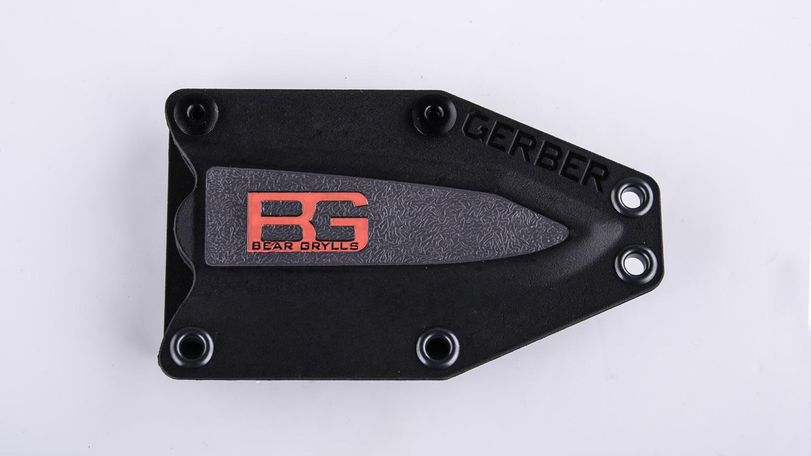 Нож Gerber Paracord Knife - компактный футляр