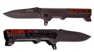 Нож Jeep из нержавеющей стали