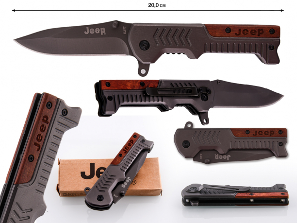 Нож Jeep