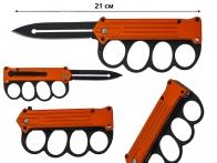 Нож с защитной рукояткой Joker Trench Knife