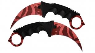 Нож Steel Tiger с фиксированным лезвием