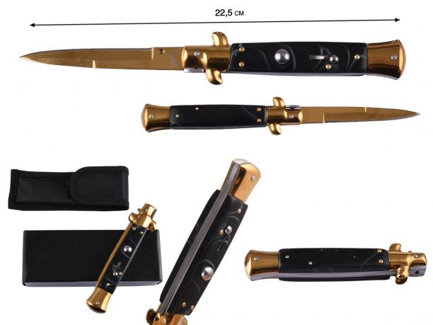 Нож Stiletto AKC Italy - купить по выгодной цене