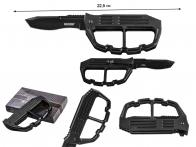 Нож танто Tac-Force TF760 Mark II