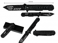 Нож танто «ВМФ - С нами Бог и Андреевский флаг»