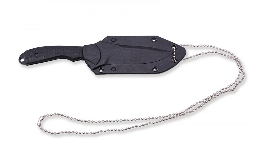 Нож с фиксированным клинком Lightfoot Mini Pit Bull™ с доставкой на выбор
