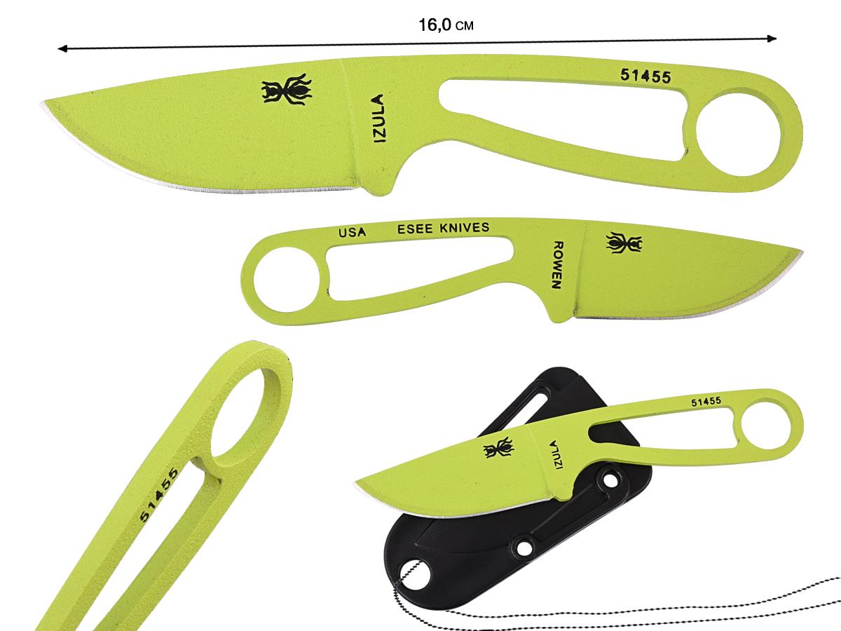 Нож выживания Изула - купить по низкой цене