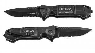 Нож Walther Black Tac Lock Knife 440SS по лучшей цене