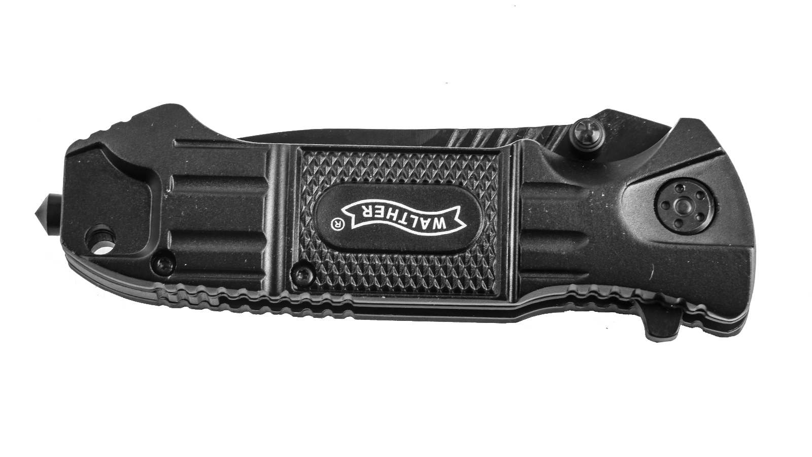 Заказать нож Walther Black Tac Lock Knife 440SS