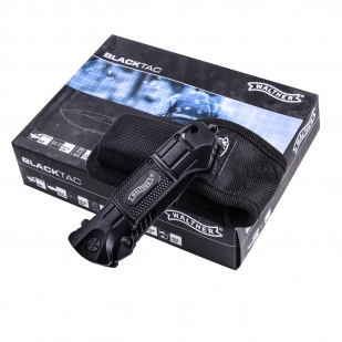 Нож Walther Black Tac Lock Knife 440SS с доставкой