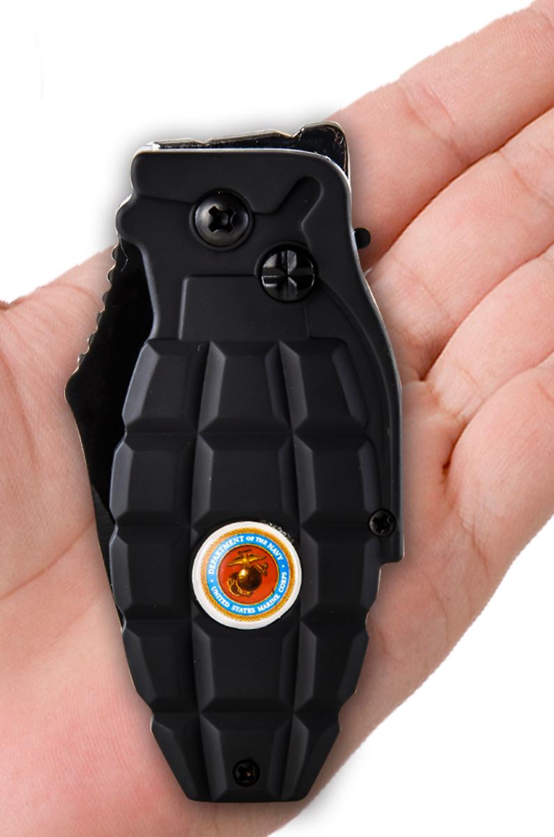 Складной нож-зажигалка от ножевого бренда MTech.