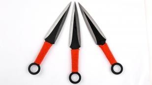 Заказать ножи для метания Кунай