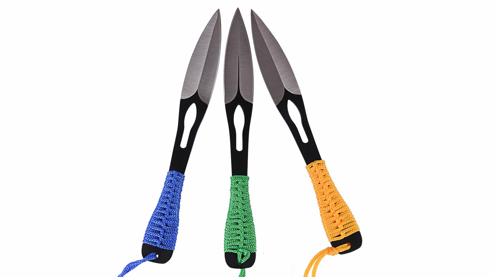 Заказать ножи для спортивного метания PP-3-SET