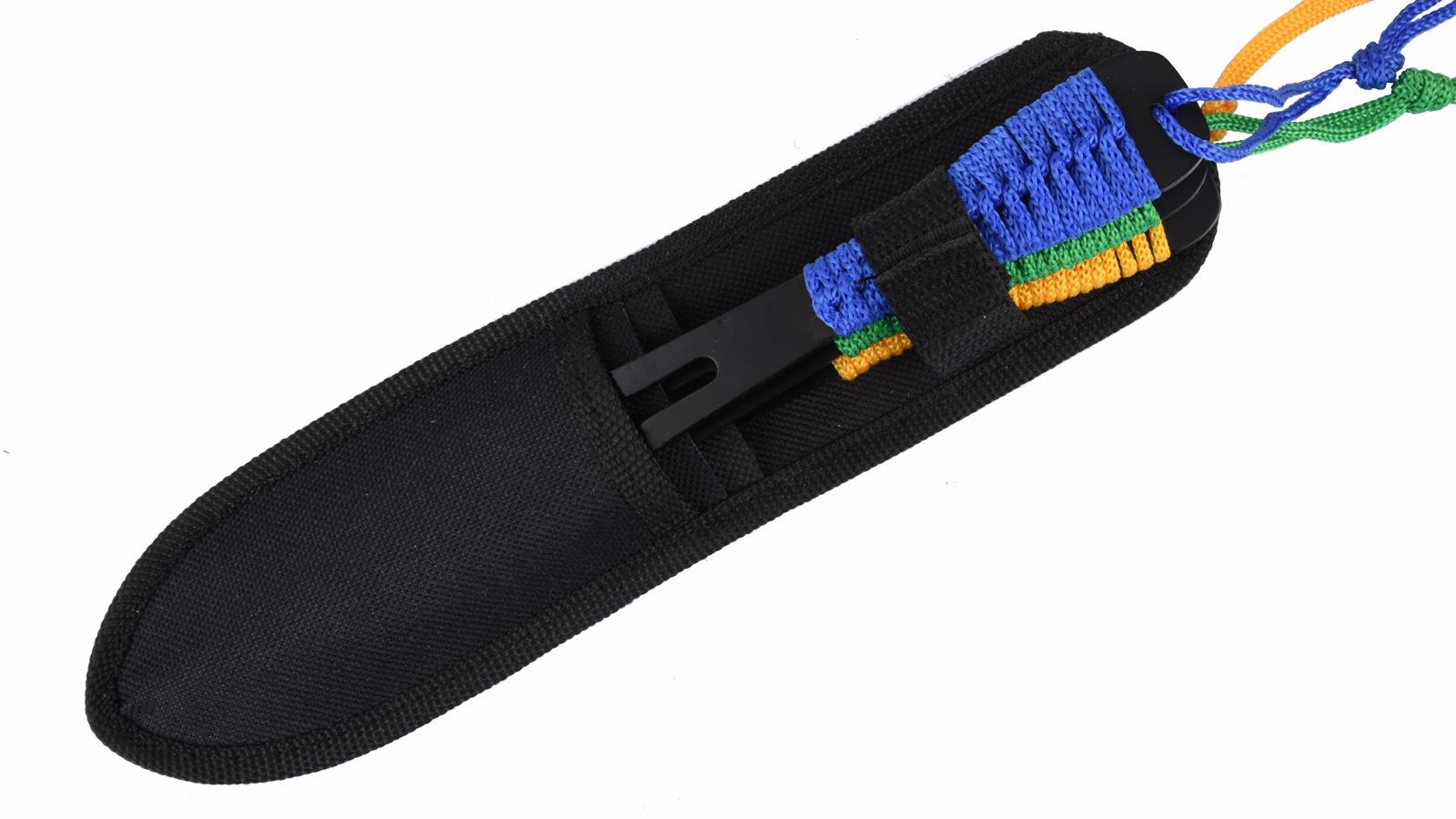 Ножи для спортивного метания PP-3-SET в чехле