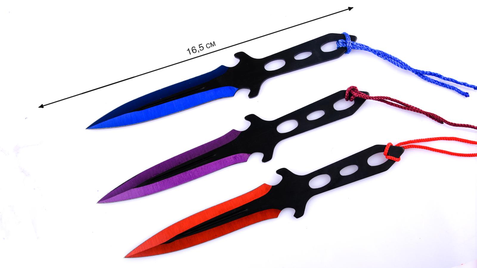 Ножи метательные Pirat по выгодной цене