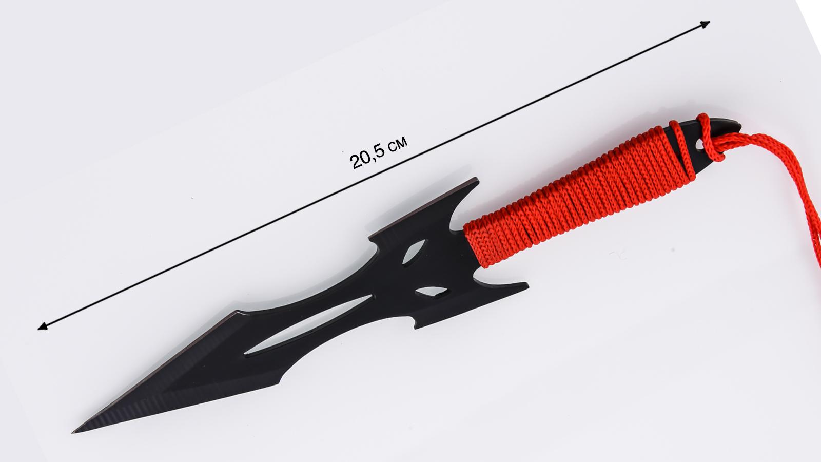 Метательные ножи Perfect Point PP-068-3S оригинальной формы