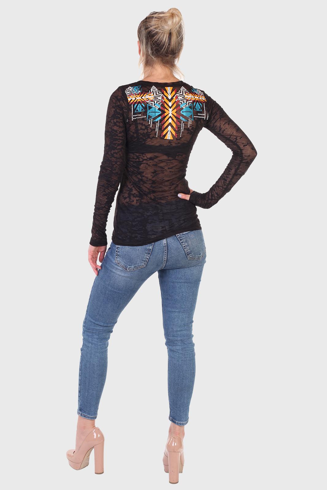 Облегающая женская кофточка Panhandle Slim
