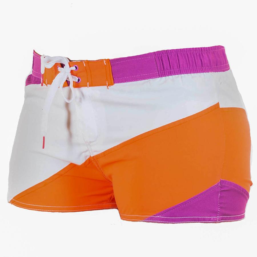 Облегающие шортики от спортивного бренда 4F