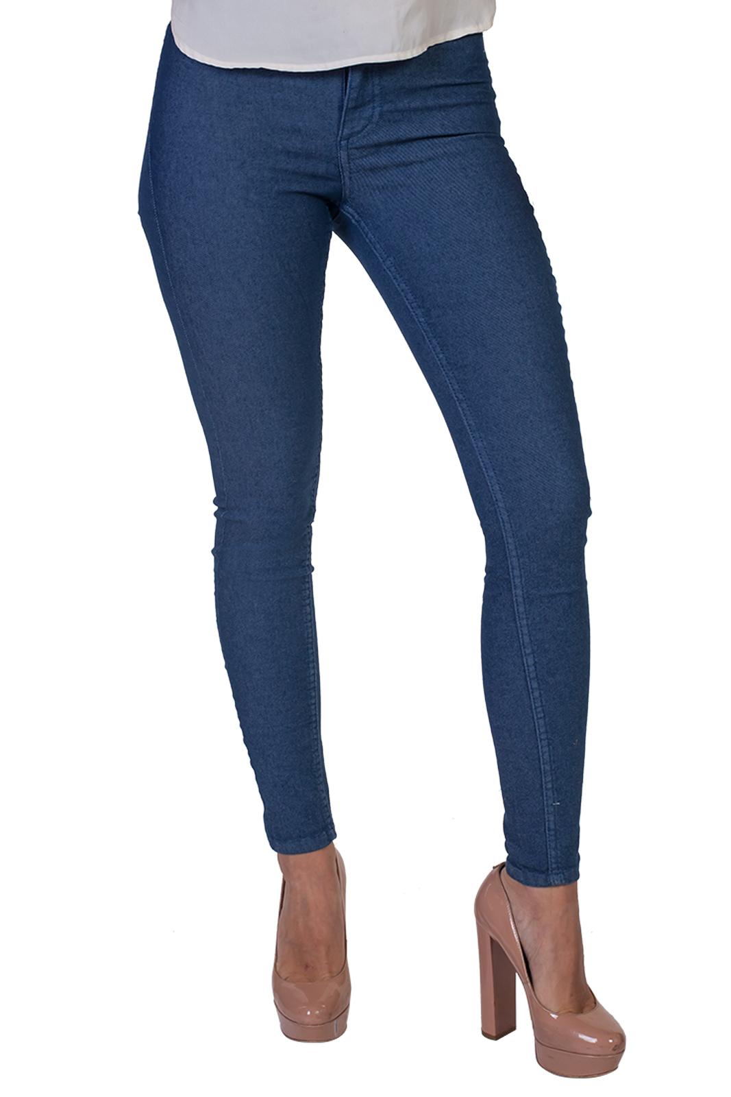 Облегающие женские джинсы скинни