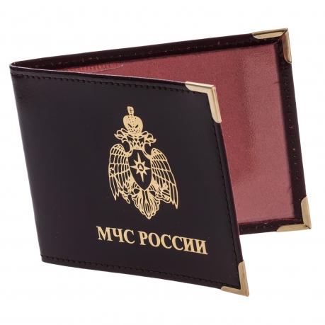 Обложка для удостоверения МЧС России