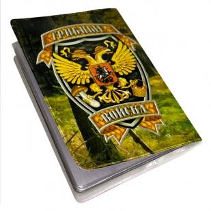 Обложка на паспорт Грибные войска