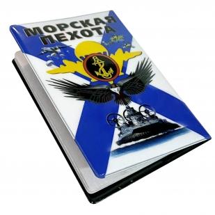 Обложка на паспорт Морская пехота - с доставкой