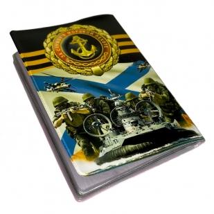 Обложка на паспорт Морская пехота России
