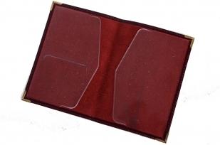 Обложка на паспорт с гербом Новороссии