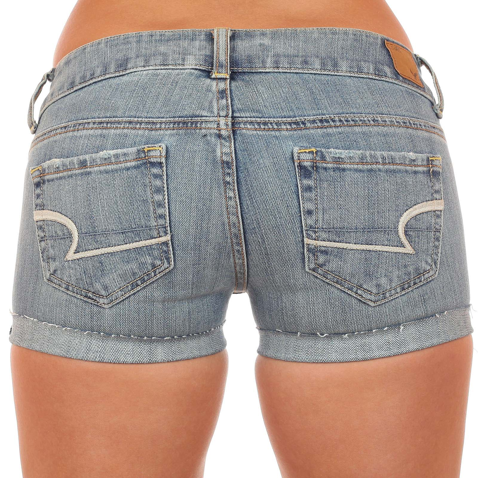 Заказать обольстительные джинсовые шорты