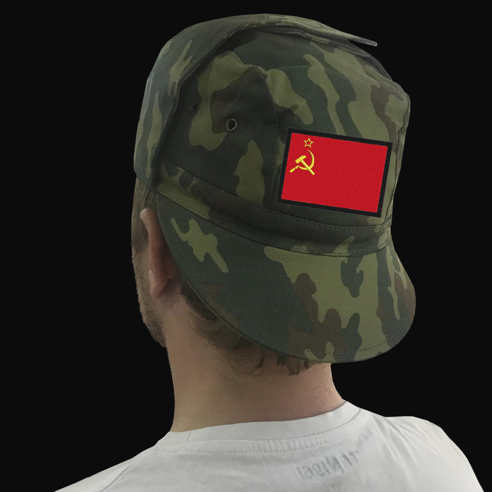 Армейские кепки в камуфляже Вудланд – супер цена и быстрая доставка