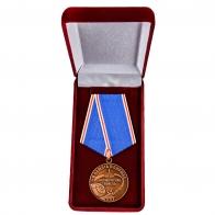 Общественная медаль Космических войск В память о службе - в футляре