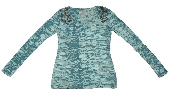 Очаровательная кофточка от Panhandle Slim - нежный цвет, модный дизайн