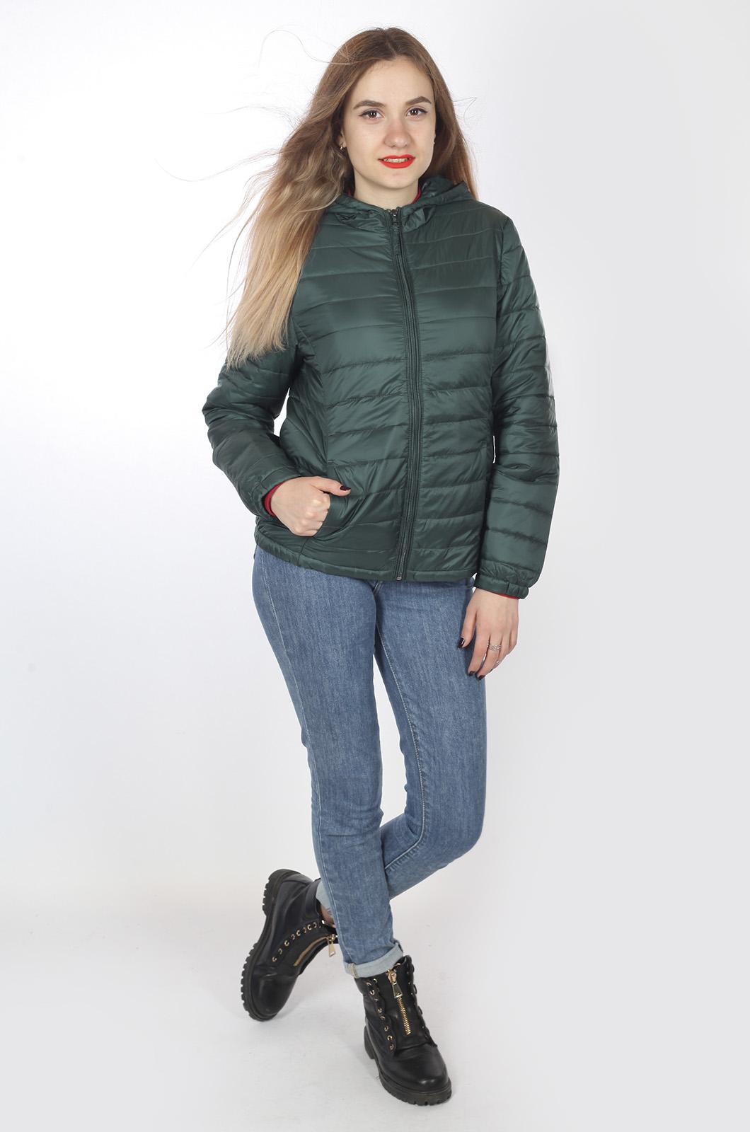 Курточка болотного цвета – из новой брендовой коллекции