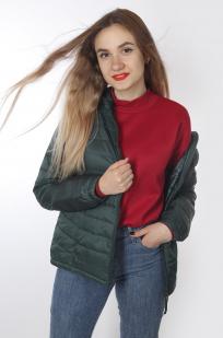 Очаровательная женская куртка от итальянского бренда Iwie - заказать с доставкой