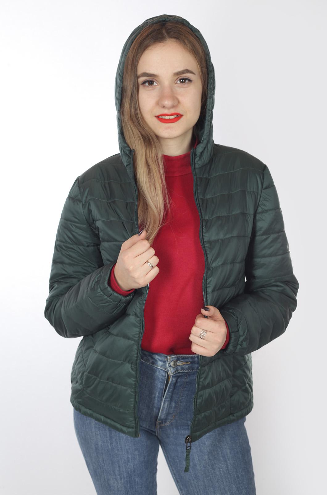 Очаровательная женская куртка от итальянского бренда Iwie - купить оптом или в розницу