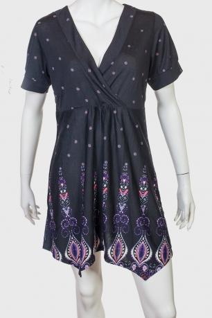 Очаровательное черное платье от бренда Imited