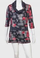 Очаровательное молодежное платье-туника от бренда Le Grenier